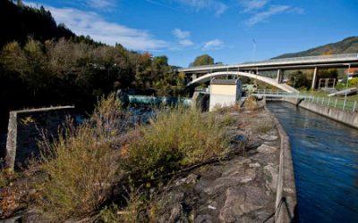 Wasserkraftwerk Murau