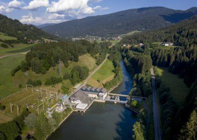 Wasserkraft Murau