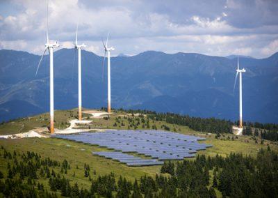 Tauernwindpark Lachtal & Photovoltaik
