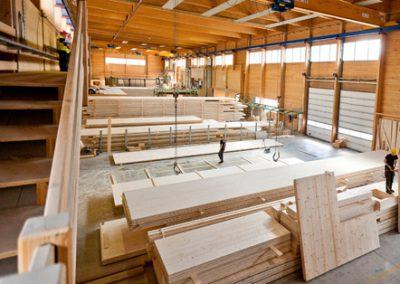 Holzbau und Abbundzentrum Hansmann Oberwölz