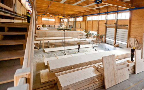 Holz und Wirtschaft 3