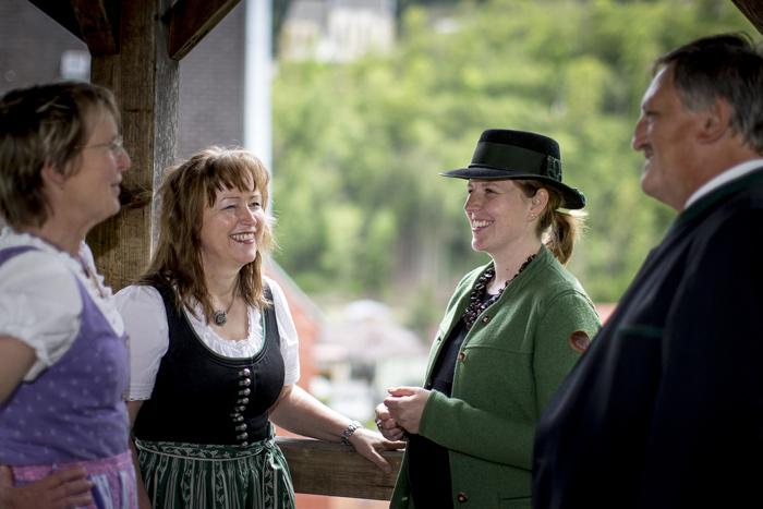 Elisabeth Kogler Holzweltbotschafterin Murau