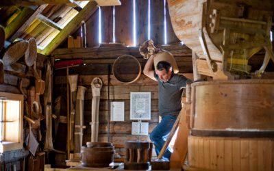 Holzkultur – Mühlen u. Museen