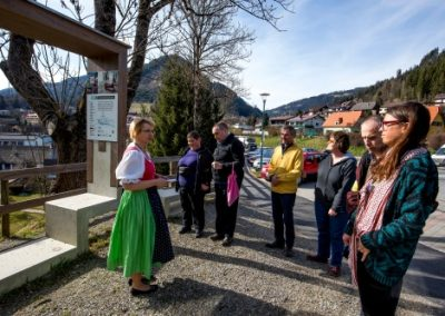 Individuelle Spaziergänge Murau Tour Begleitung Führung Guides