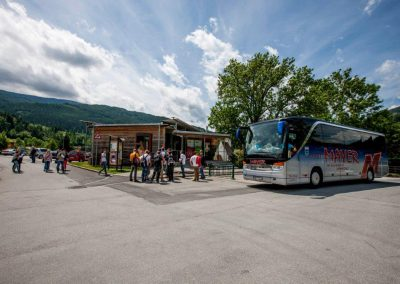 Busfotos Busreise Murau