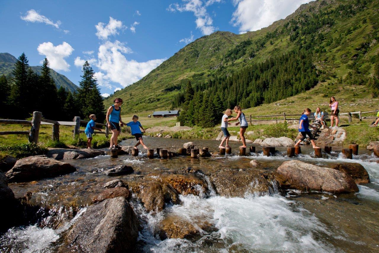 Eselsberger Almerlebnisweg - Wandern für Gruppen in Murau