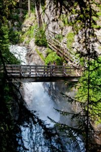 Günster Wasserfall Schöder - Tour mit Murauer BotschafterInnen