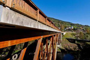 Holzeuropabrücke St. Georgen