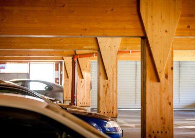 Holzparkhaus Murau