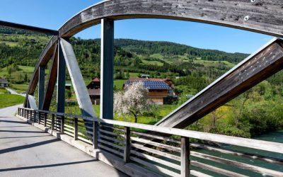 Die Brücken im Bezirk Murau