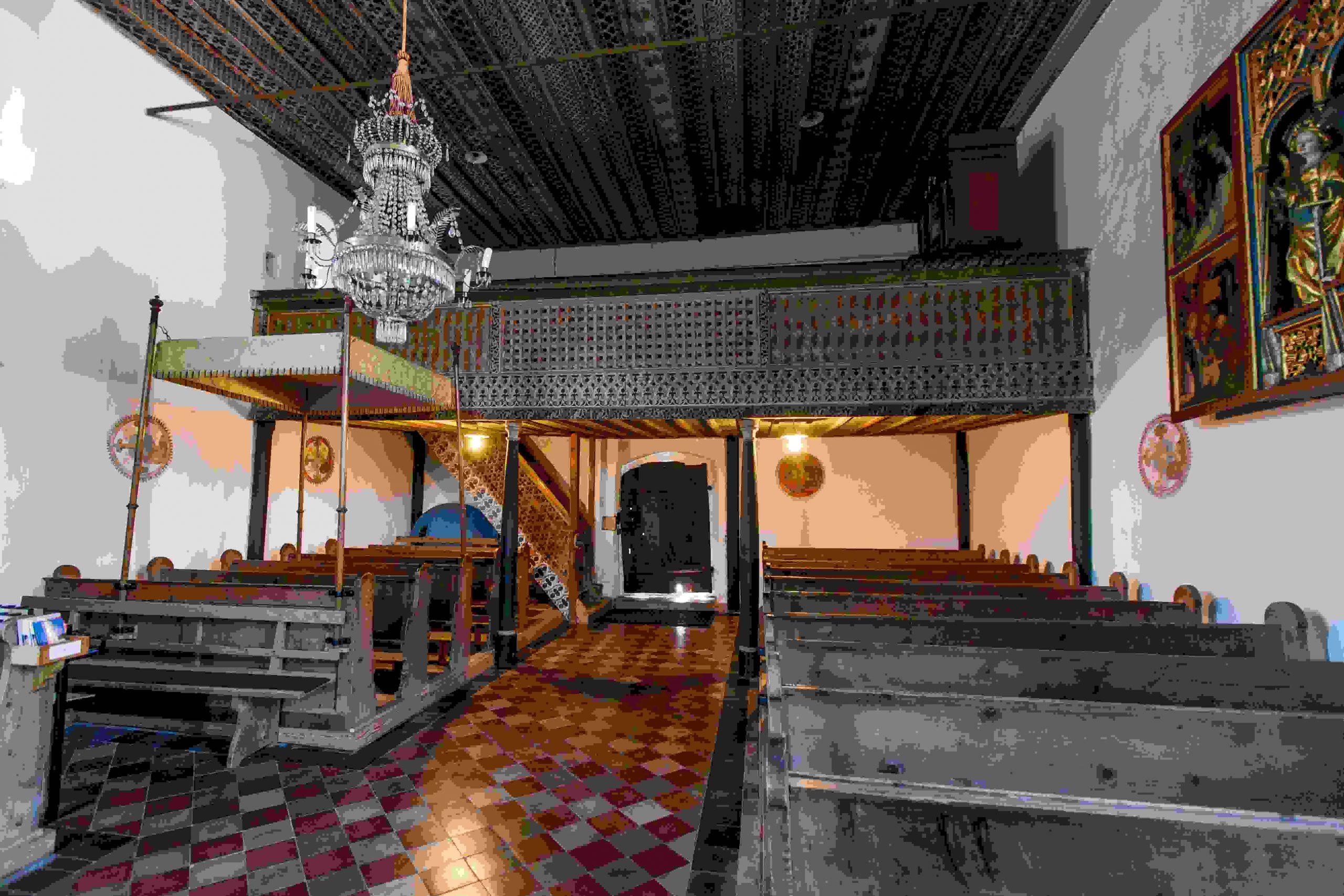 Lorenzikirche St.Georgen