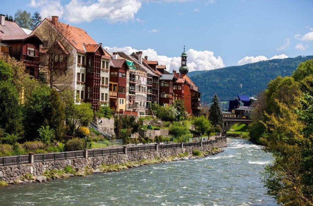 Mittelalterliche Stadt Murau – eine historische Zeitreise