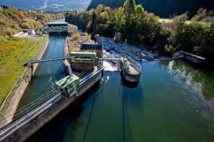 Murwasserkraftwerk Laßnitz Besichtigung