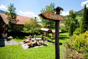 Sagenweg Oberwölz - Wandern in Murau