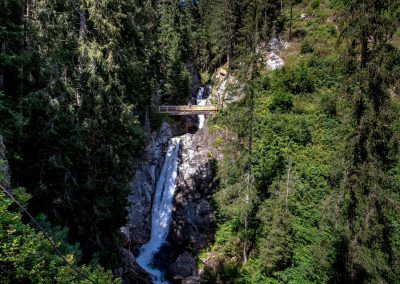 Der Günster Wasserfall & der Greim 3