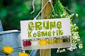 Nachhaltig mit Grüner Kosmetik 1