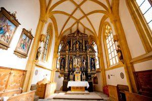 Leonhardikirche Murau