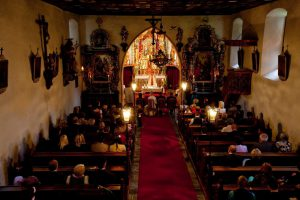 Prarrkirche Predlitz geführte Tour Besichtigung Murau
