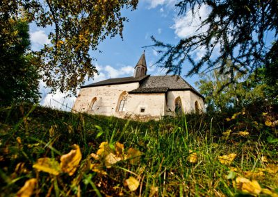 Ulrichskirche Krakauhintermühlen Tour buchen in Murau
