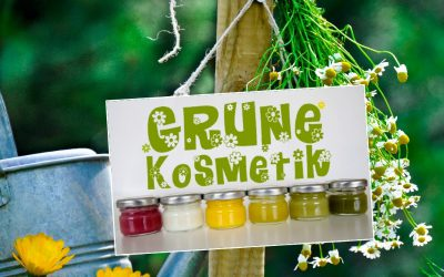 Nachhaltig mit Grüner Kosmetik