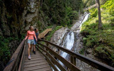 Der Günster Wasserfall & der Greim