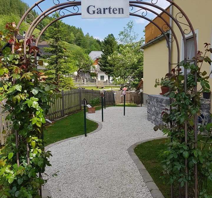 """Die Gärten von Murau – """"Chakrengarten"""" Krakau"""
