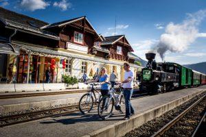 Murtalbahn E-Bike Tour