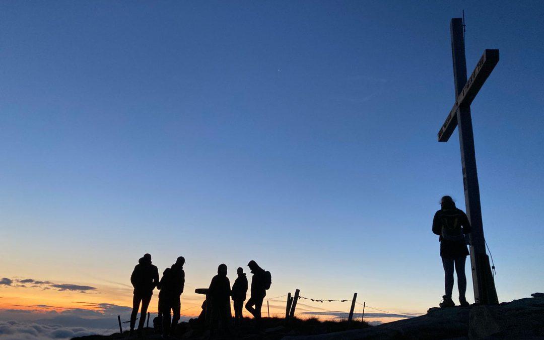 Murauer Bergwelten – Sonnenaufgang auf der Rossalm