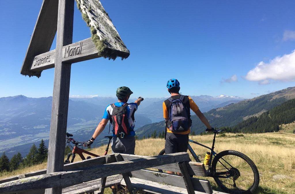 "E-Bike Tour ""Grüne Berge"""