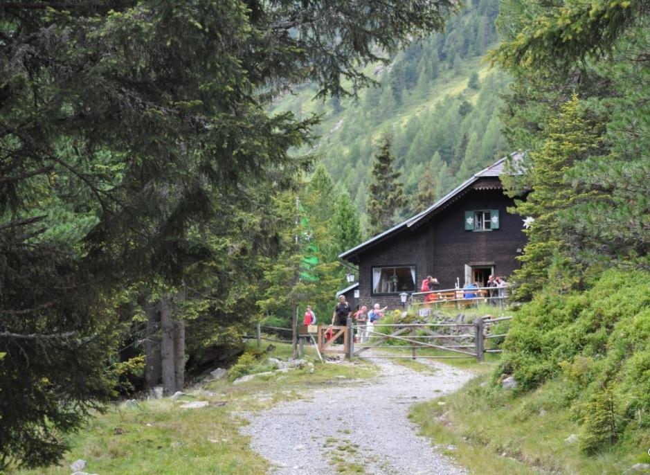 Murauer Bergwelten: Geschichte(n) erwandern rund um die Schoberhütte